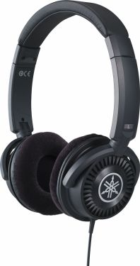 Yamaha HPH-150B HEADPHONES (BLACK)