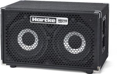 Hartke HD210, Compact and lightweight bass cabinet - 2x10""