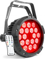 BeamZ BWA418 Aluminium IP65 LED PAR