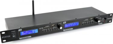 VX2USB Twin media player with record function USB/SD/BT