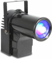 PS10W LED Pinspot 10W 4-i-1 DMX