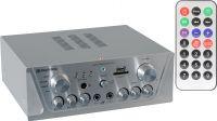 AV420S Karaoke Amplifier FM/USB/SD Silver