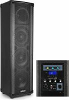 LightMotion Portable PA speaker LM80 600W