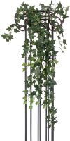 Kunstige Blomster, Europalms Ivy bush tendril classic, artificial, 100cm