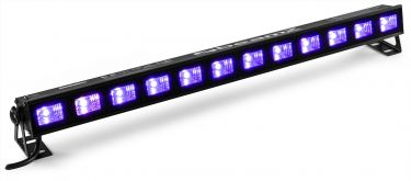 BUVW123 BAR 12x 3W UV/White 2-in-1 LEDs
