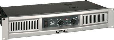 QSC GX3, QSC GX Series effektforstærkere er ideelle til professione