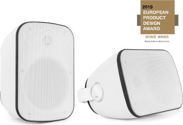 BD65W In/Outdoor Speaker Set White 150W