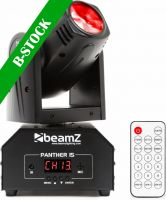 "Panther 15 Pocket Beam LED moving head ""B-STOCK"""