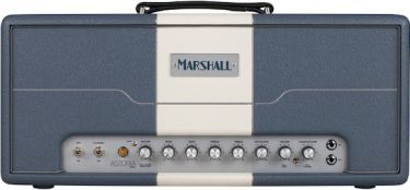 Marshall Astoria AST3H Dual Head, Vintage pure-valve cleans, to dir