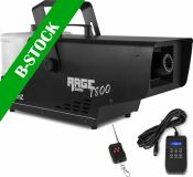 """Rage 1800 Snow Machine with Wireless and Timer Controller """"B-STOCK"""""""