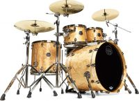 Mapex SV529XB-MXN 4-pc Shell Pack, Natural Maple Burl, 4-pce Saturn