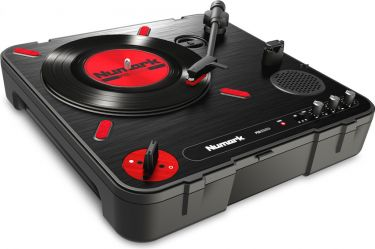 Numark PT01 Scratch, Portable Turntable with DJ Scratch Switch