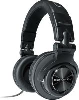 Denon DJ HP1100 Headphones, Headphones with unparalleled bass respo