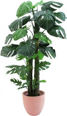 Europalms Split philodendron, artificial plant, 160 cm