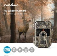 Nedis HD Wildlife Camera | 16 MP | 3 MP CMOS, WCAM130GN