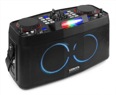 CDP800 Portable DJ Entertainment System