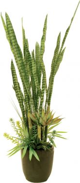 Europalms Succulent-Mix, artificial plant, 190cm