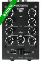 "Omnitronic GNOME-202 Mini Mixer black ""B-STOCK"""