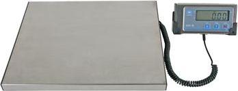 """<span class=""""c10"""">Velleman -</span> Pakkevægt m. ekstern display Maks. 120kg (50g opløsning)"""