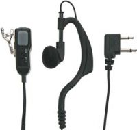 "<span class=""c10"">MIDLAND -</span> MA21-L Hovedsæt+revers mikrofon m. PTT, 2-pin Midland stik"