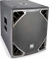 "Power Dynamics PD615SA Aktiv Subwoofer 15"" bas 1000W / Class-D digital-forstærker"