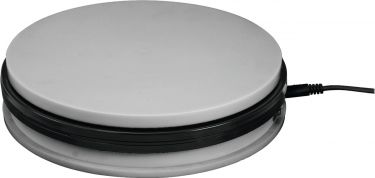 Europalms Rotary Plate 45cm up to 50kg silver