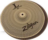 """Zildjian 13"""" Low Volume Hi-hat, Ideal for practice rooms, drum less"""