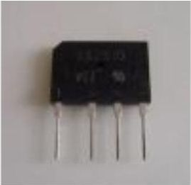 Brokobling 800V / 6A (RS606)