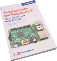 Programming the Raspberry Pi Af Simon Monk (Engelsk)