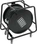 Multicable & Stage Box, Omnitronic Multicore Stagebox 16/4 50m cable reel
