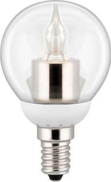 "<span class=""c9"">GOOBAY -</span> Krystal LED kronepære 230V / 3,5W E14 sokkel, Dæmpbar"