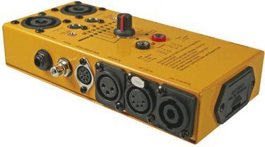 Prof. audiokabeltester 10 vejs
