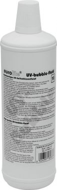 Eurolite UV-Bubble Fluid 1l red