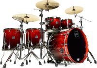 Mapex SV628XB-KLE 5-pc Shell Pack, Cherry Mist Maple Burl, 5-pce Sa