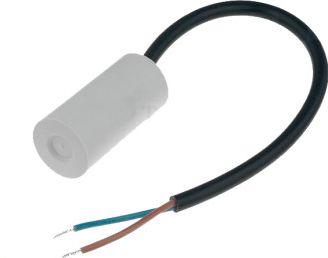 MOTOR kondensator 2uF / 450V, Ledning