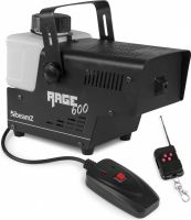 Rage 600 Smoke Machine With Wireless controller