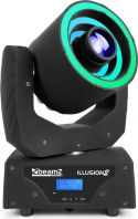 Illusion II Moving Head 3 LED ring 30W Spot