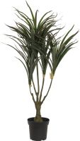 Europalms Dracena, green-red, artificial, 90cm
