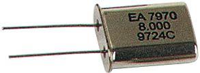 Krystal 7,372800 MHz (HC49/U)