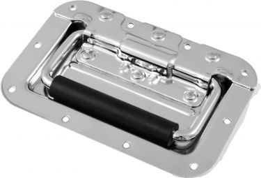 Roadinger Hinged Case Handle, zinc
