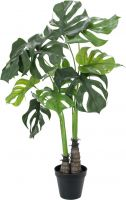 Europalms Monstera deliciosa, artificial plant, 90cm
