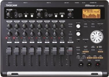 Tascam DP-03SD Digital 8 track recorder