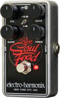 Electro Harmonix Bass Soul Food, The Bass Soul Food Overdrive Effec