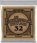 Musikinstrumenter, Ernie Ball EB-1832, Single .032 Wound Earthwood Phosphor Bronze str
