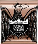 Musikinstrumenter, Ernie Ball EB-2076, Paradigm 12-54 Phosphor Bronze Medium Light
