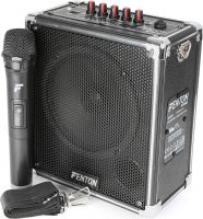 ST040 Portable Amplifier 40W BT/MP3/USB/SD/UHF