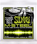 Musikinstrumenter, Ernie Ball EB-2921, M-Steel Regular Slinky 10-46