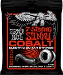 Musikinstrumenter, Ernie Ball EB-2730, Cobalt 7-str Skinny Top, Heavy Bottom 10-62