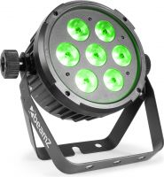 BT270 LED Flat Par 7x6W 4-in-1 RGBW