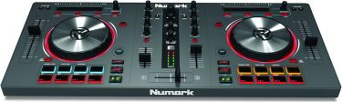 Numark Mixtrack 3, All-in-one Controller Solution for Virtual DJ